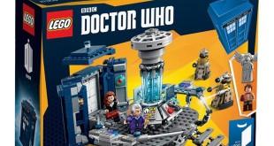 Dr Who Lego Set 2 – Dr Who Lego Set 1