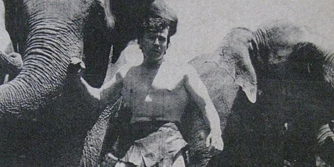 Tarzan Zor Durumda 1 – Tarzan Zor Durumda başlık