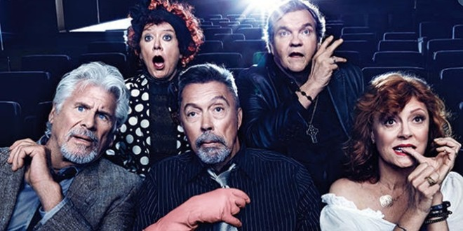 The Rocky Horror Picture Show Ekibi 40 Yıl Sonra Bir Arada! 1 – the rocky horror picture show reunion 612x380
