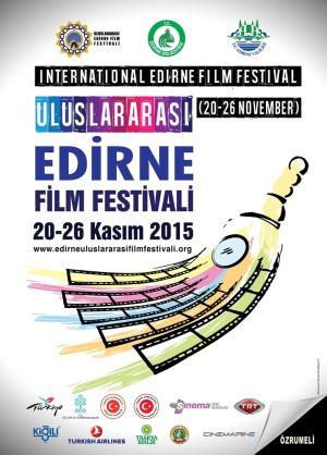 Edirne Film Festivali Afiş