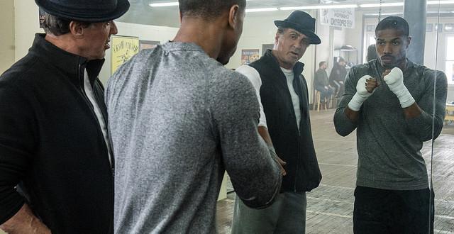 Creed Rocky Efsanesine Yeni bir Soluk mu? 1 – Creed 12