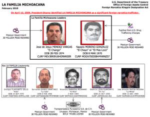 Cartel Land la-familia-michoacana