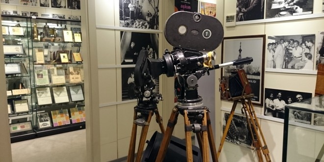 Türkiye'de Sinema Koleksiyonerliği Yapmak Üzerine 1 – Türvak Sinema Müzesi