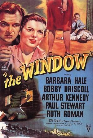 THE WINDOW RKO