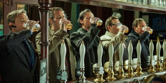 Sinefiller Alkolizm Batağında! 1 – alkol