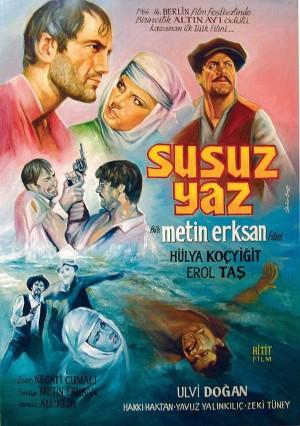 susuz yaz poster