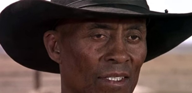 Woody Strode once upon a time in the west
