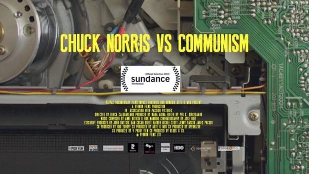 Chuck Norris vs. Communism 01