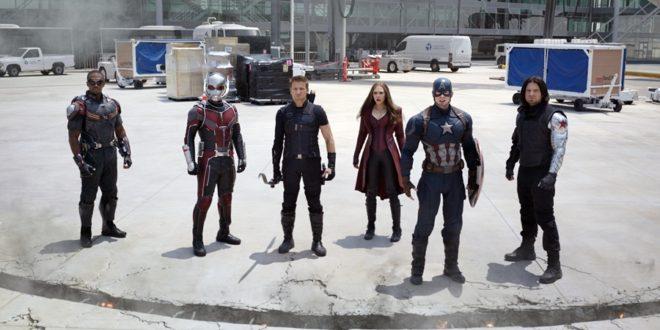 Yönetmenler Kaptan Amerika Filmini Anlatıyor 1 – Captain America Civil War 2