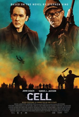 Cell Frekans poster