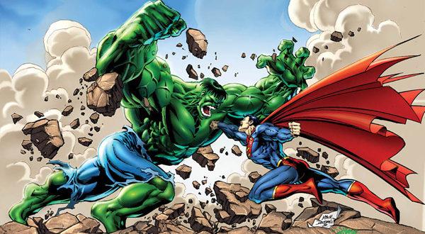 Marvel mı Döver Yoksa DC mi? 1 – marvel comics vs dc comics