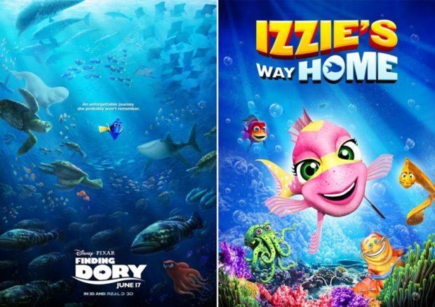 Izzie's Way Home The Asylum
