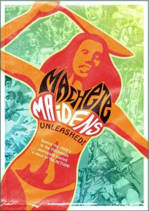 Machete Maidens Unleashed poster