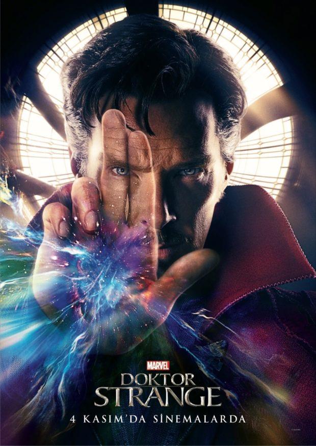 Doctor Strange ilk afiş