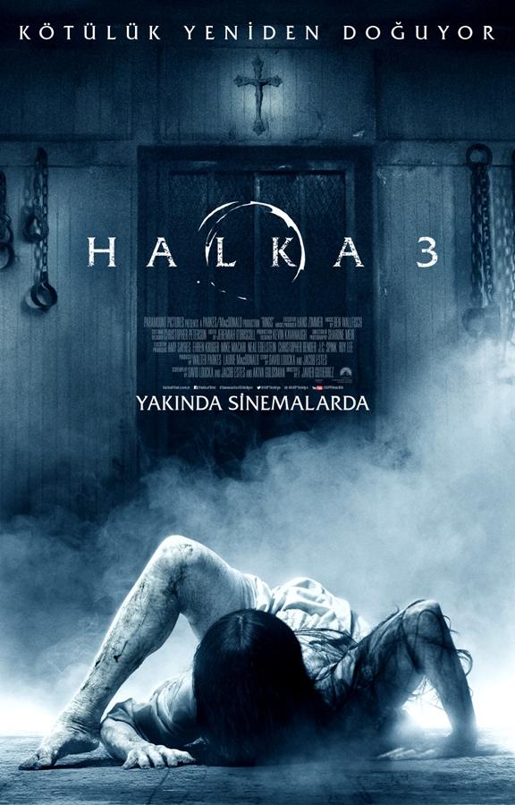 Rings Halka 3 afiş