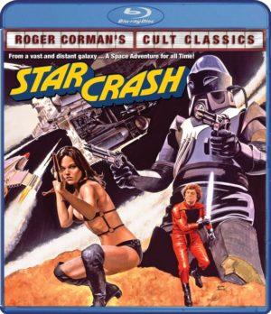 Starcrash (1978) 29 – Starcrash BluRay Kapak 1