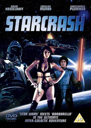 Starcrash (1978) 35 – Starcrash DVD Kapak 1