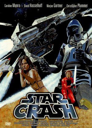 Starcrash (1978) 36 – Starcrash DVD Kapak 2