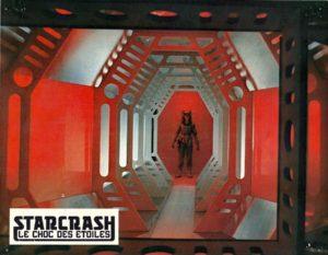 Starcrash (1978) 26 – Starcrash Lobi Kartı 10