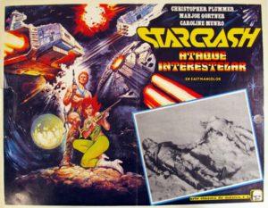 Starcrash (1978) 27 – Starcrash Lobi Kartı 11