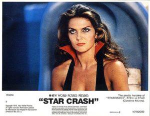 Starcrash (1978) 28 – Starcrash Lobi Kartı 12