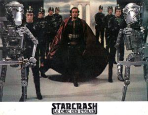 Starcrash (1978) 22 – Starcrash Lobi Kartı 6