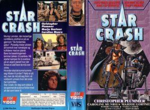 Starcrash (1978) 32 – Starcrash VHS Kapak 1