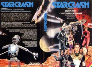 Starcrash (1978) 33 – Starcrash VHS Kapak 2