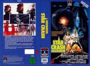 Starcrash (1978) 34 – Starcrash VHS Kapak 3