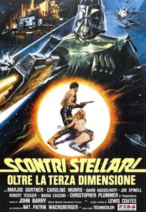 Starcrash (1978) 11 – Starcrash poster 2