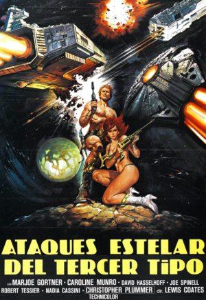 Starcrash (1978) 12 – Starcrash poster 3