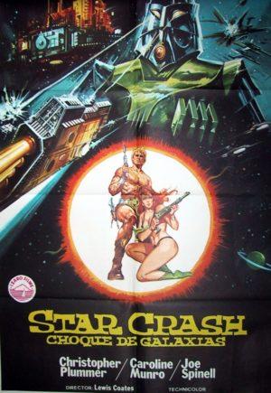 Starcrash (1978) 14 – Starcrash poster 5