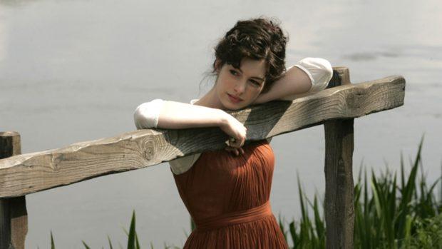 Jane Austen (Becoming Jane, 2007)