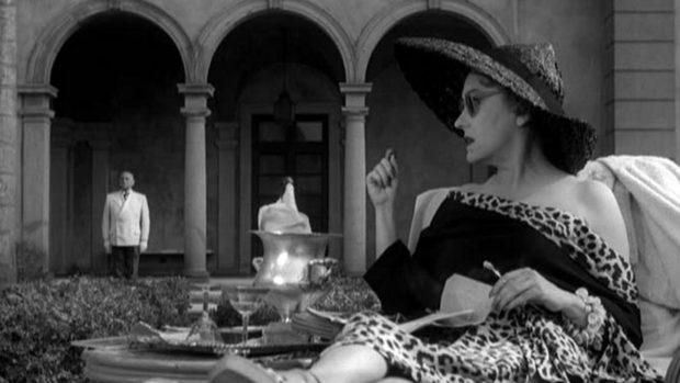 Norma Desmond (Sunset Blvd., 1950)
