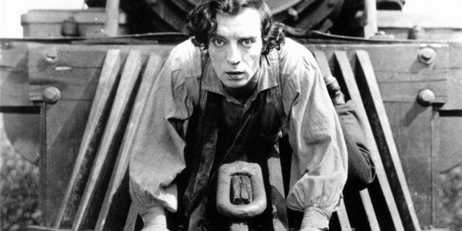 3. Uluslararası İstanbul Sessiz Sinema Günleri 1 – Sessiz Sinema Günleri Buster Keaton