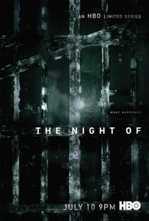 The Night Of poster 1
