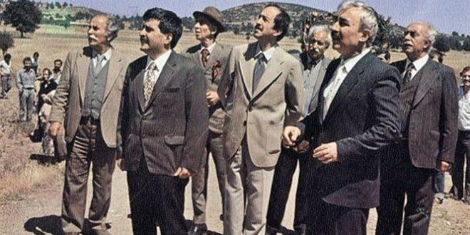 Belki Kasabadan Cumhurbaşkanı Geçer: Selamsız Bandosu (1987) 1 – 2393 a 1049