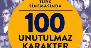 Türk Sinemasının Unutulmaz Karakterleri Kitaplaştı 20 – Türk Sinemasında 100 Unutulmaz Karakter banner