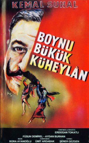Başka Bir Kemal Sunal Filmi: Boynu Bükük Küheylan (1990) 1 – Boynu Bükük Küheylan poster
