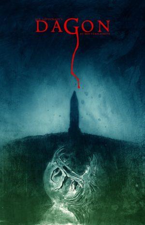 2016'dan İz Bırakan 14 Çizgi Roman ve Dahası 9 – Dagon H.P. Lovecraft Ben Templesmith