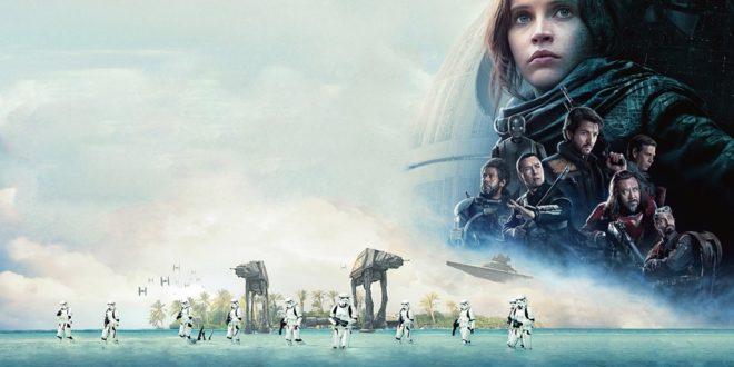 """Rogue One: Bir Star Wars Hikayesi"" Yapım Notları 1 – Rogue One A Star Wars Story banner"