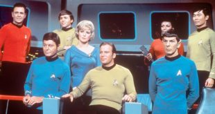 Uzay Yolu Hakkında Merak Ettiğiniz Her Şey 15 – Uzay Yolu Kitabı Star Trek