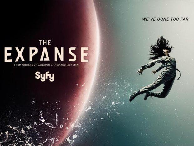 Bir Uzay Macerası: Expanse (2015) 2 – the expanse full banner