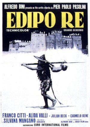 """""""AMA""""sı Olmayan Bir Tragedya: Kral Odip 1 – Oedipus Rex poster"""
