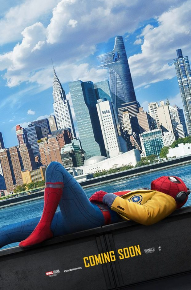 Spider-Man: Homecoming / Örümcek-Adam: Eve Dönüş Fragman 1 – Spider Man Homecoming poster 2