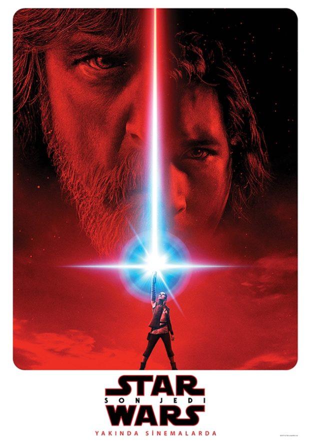 Star Wars: The Last Jedi Karakter Afişleri 1 – Star Wars Son Jedi afiş