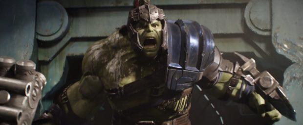 Thor: Ragnarok Yeni Fragman 1 – Thor Ragnarok Hulk