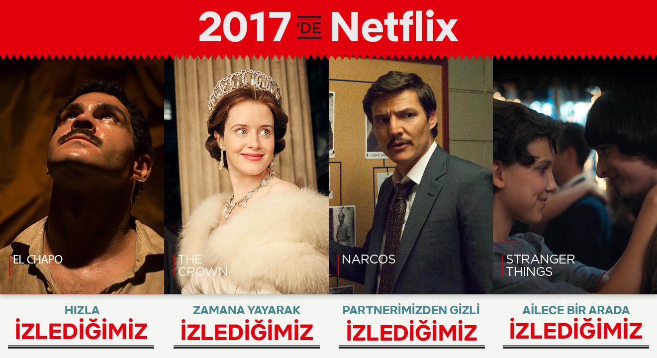 2017'de Netflix:Bir Yılda Neler İzledik? 1 –