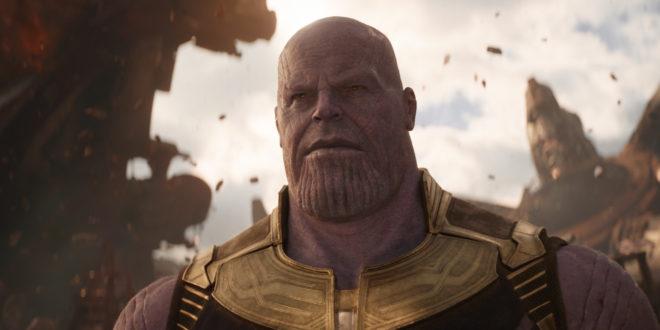 Avengers: Infinity War / Avengers: Sonsuzluk Savaşı (2018) 1 – DTT4160 v893.1291