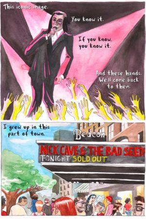 2017'den İz Bırakan Çizgi Romanlar 11 – It Only Masquerades as Entertainment Leela Corman Joe Gross